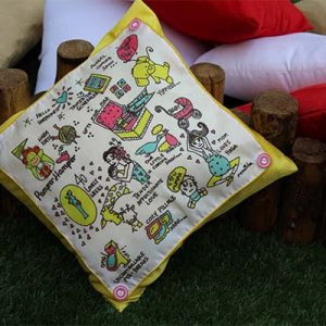 Special Pregnancy Keepsake Cushion